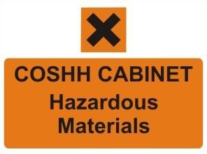 How to Use a COSHH Cabinet - Safe Options