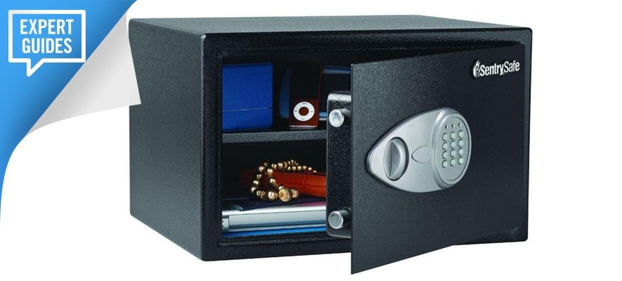 Review Sentry X125 Security Safe