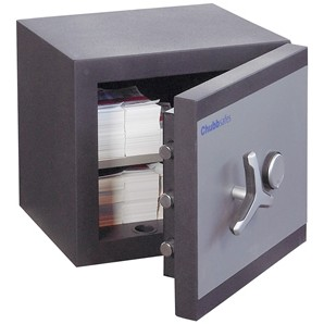 Chubbsafes DuoGuard Go Model 40K Key Locking Eurograde Safe