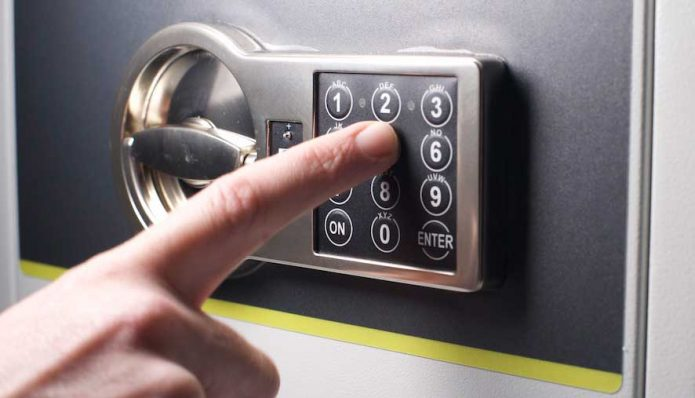 How Secure is an Electronic Key Safe?