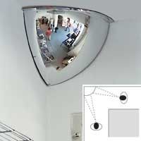 Panoramic Safety Mirror