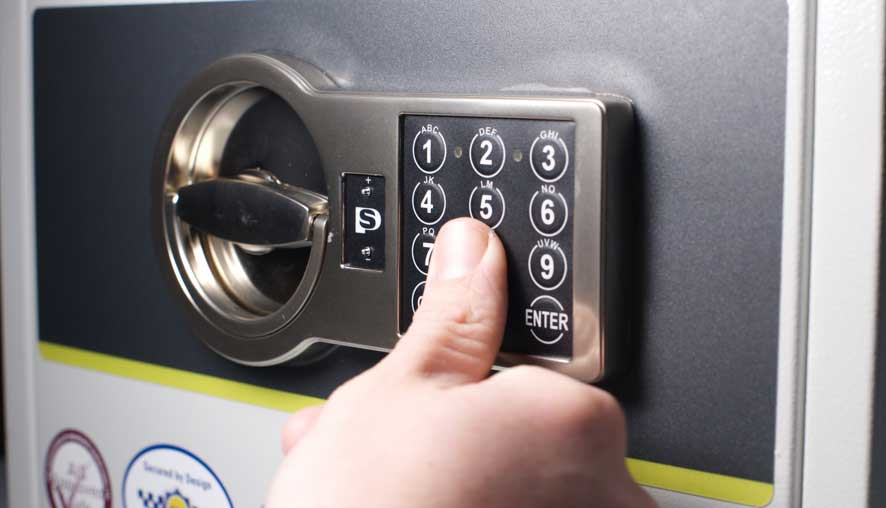 Top 5 Best Home Electronic Safes