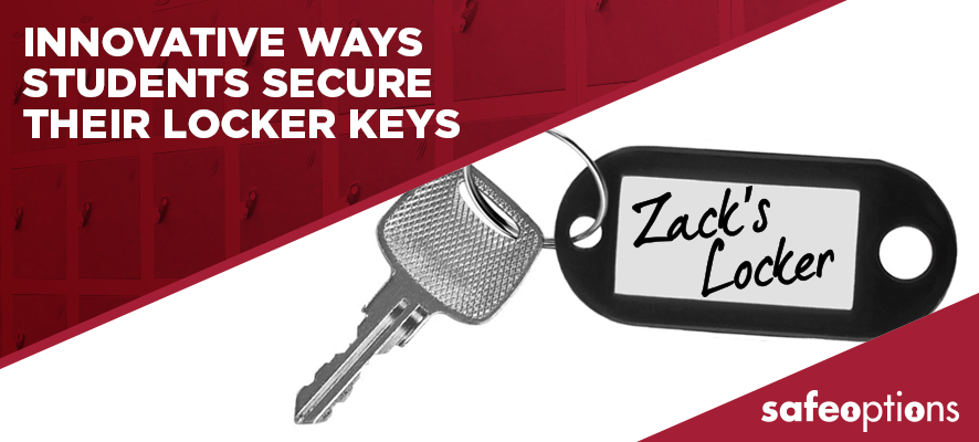 Techniques to Ensure Students Don't Lose Their Locker Keys