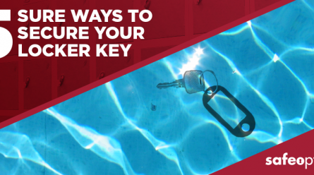5 Sure Ways to Secure you Locker Key