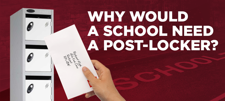 Why Would a School Need a Post Locker?