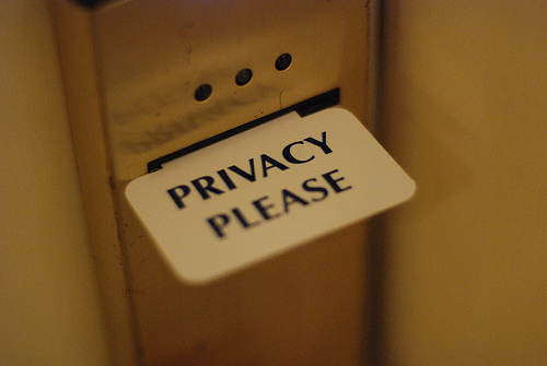 Privacy Tips for Estate Agents