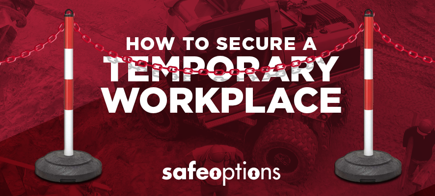 How to Secure a Temporary Workplace