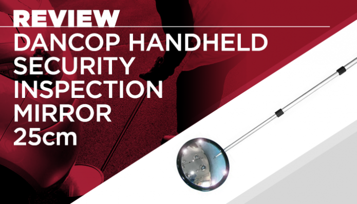 Review - Handheld Security Mirror Dancop