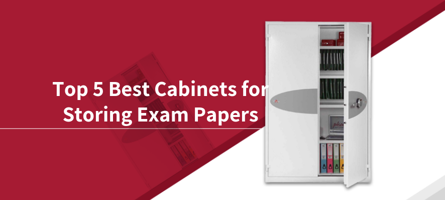 Top 5 Best Cabinets for Storing Exam Papers