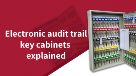 Audit trail Key cabinets