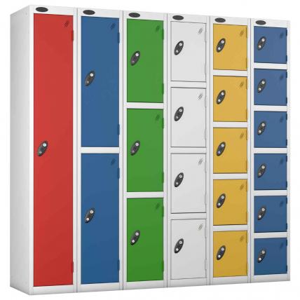 PROBEBOX Lockers
