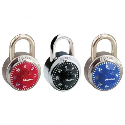Master Lock Combination Padlocks