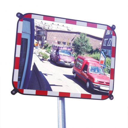 Sekurit Glass Compact Traffic Mirrors
