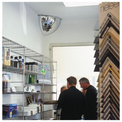 Indoor Surveillance Mirrors