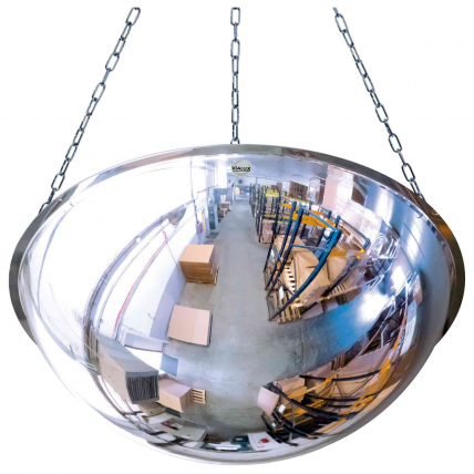 Industrial Dome Mirrors