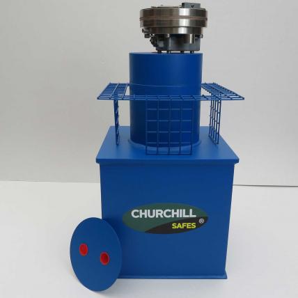 Churchill Eurograde Floor Safes