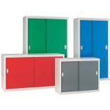 Bedford Sliding Door Steel Cabinets
