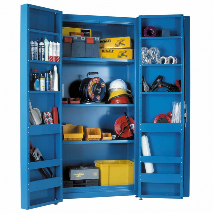 Heavy Duty Welded Steel Cabinets