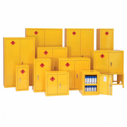 Flammable Cabinets - Fast Delivery