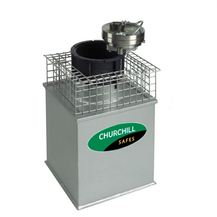 Churchill Emerald Safes