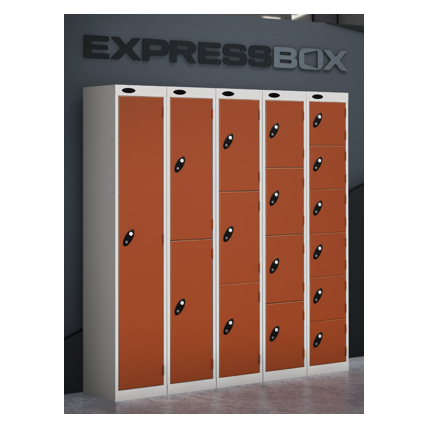 Quick Delivery Lockers