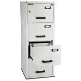 Burton Fire Filing Cabinets