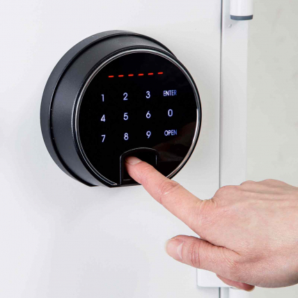 Fingerprint Home Safes
