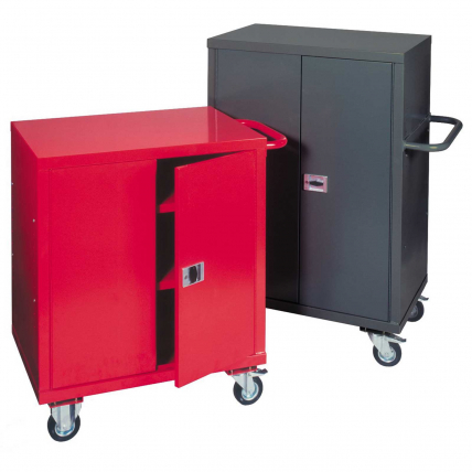 Bedford Mobile Steel Cabinets
