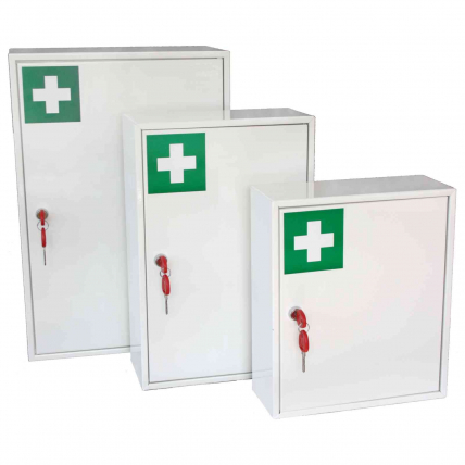 Securikey First Aid Cabinets