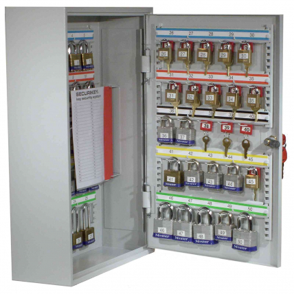 Securikey Safety Lock-out Padlock Storage Cabinets