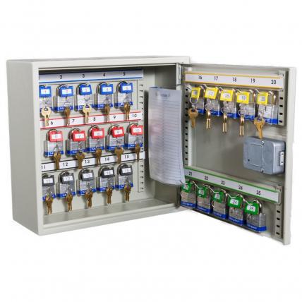 KeySecure Padlock Storage Cabinets