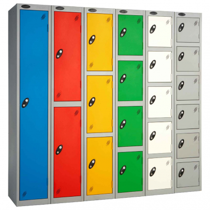 Probe Multi-Door Lockers