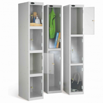 Probe Clear View Lockers