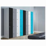 Laminate Dry Area Lockers