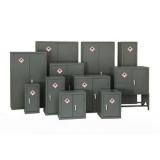 Bedford Grey Flammable Cabinets