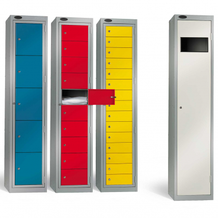 Probe Garment Dispenser & Collector Lockers