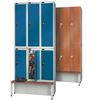 Probe Golf & Leisure Lockers
