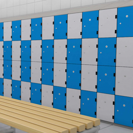 Probe SHOCKBOX Lockers