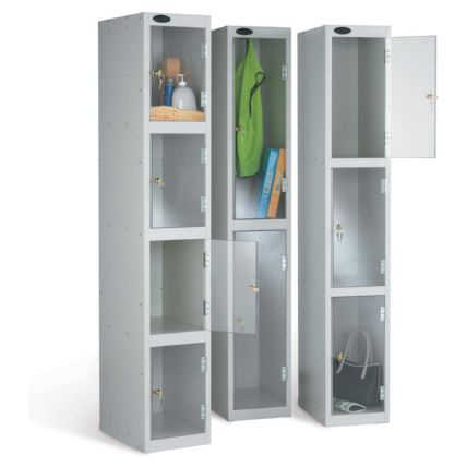 Clear Vision Lockers