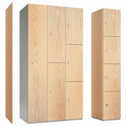 Probe TIMBERBOX Lockers