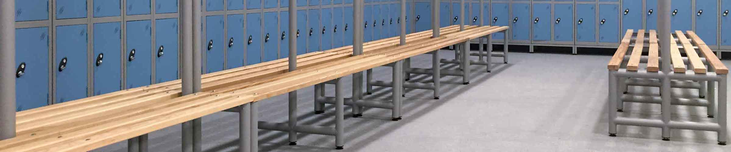 Probe Cloakroom Furniture