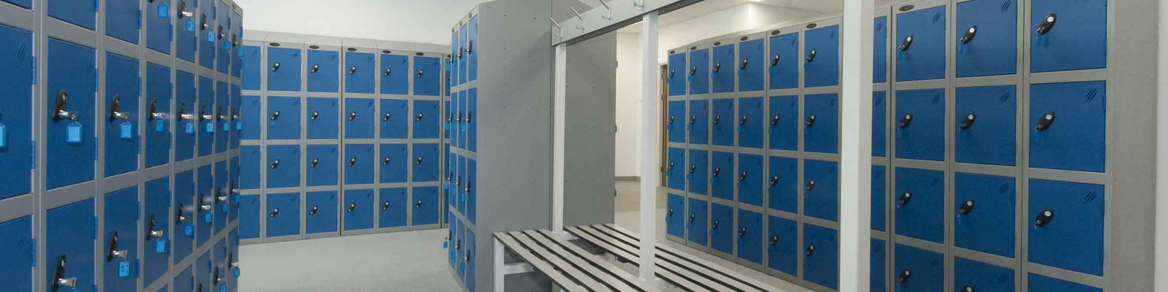 Probe Lockers and Storage