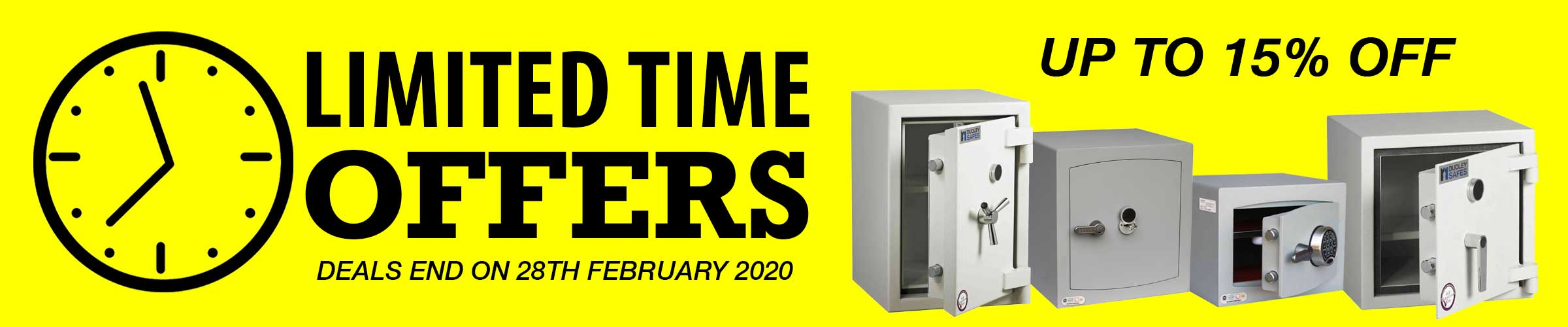 Security Safes Offers