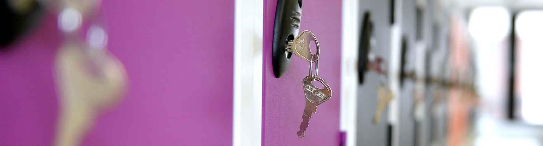 Probe Master and Service Keys
