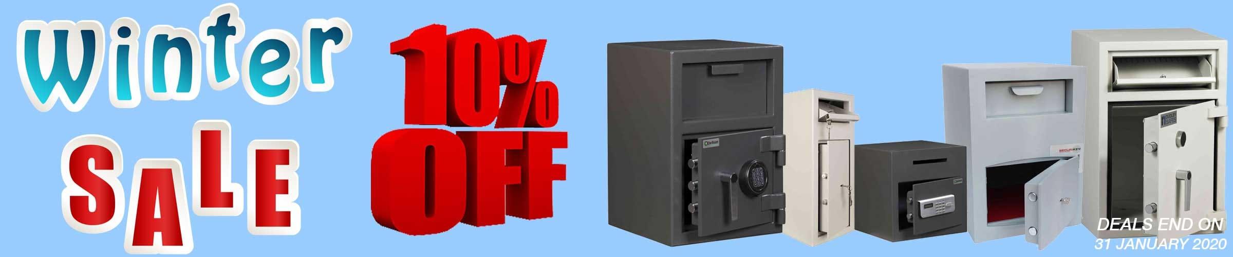 Retail Deposit Safes Sale