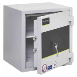 Key Lock Grade 0 Security Safe - Burton Eurovault Safe 1K
