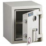 Dudley Harlech Lite S1 Small Fire Security Safe Size 00