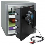 Sentry SFW123GTF 1 Hour Fire Water USB Port Safe 34Ltr