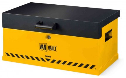 Van Vault Mobi - Vehicle Storage Box - Security Tested - closed