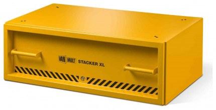 Van Vault Stacker XL Tested Security Drawer Locking Van Box - closed